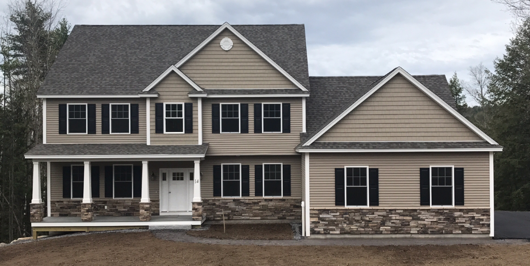 Luxury NH homes, custom built by Douglas Hill Construction