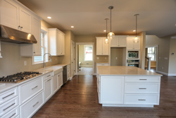 get the kitchen of your dreams in your custom NH home