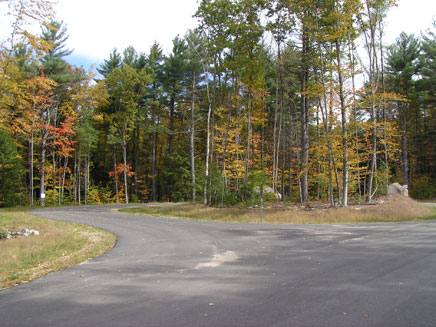 New Hampshire custom built homes